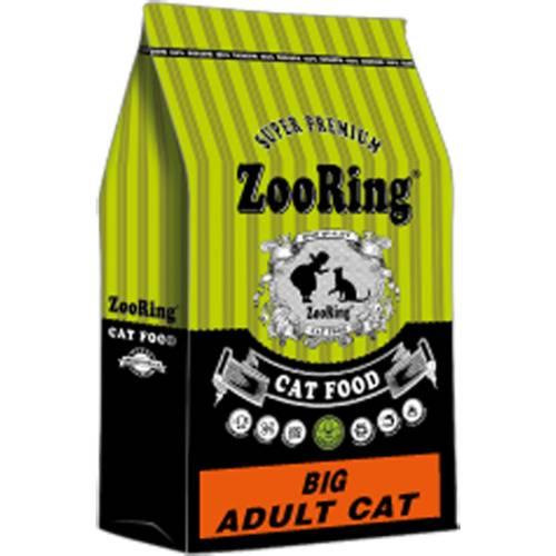 Сухой корм ZooRing BIG ADULT CAT для кошек крупных пород