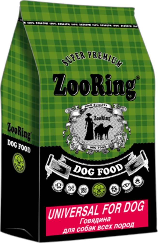 ZooRing Universal For Dog  ГОВЯДИНА ДЛЯ СОБАК ВСЕХ ПОРОД 10кг